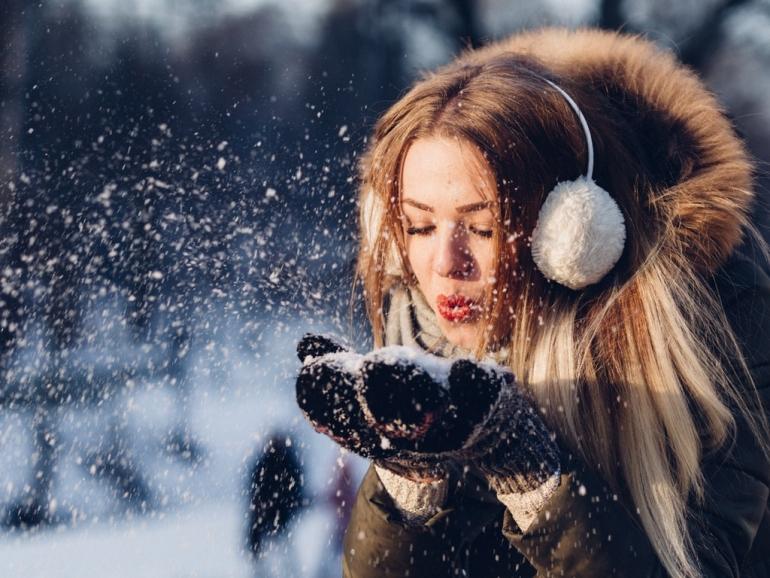 Zimowa ochrona oczu
