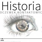 soczewki kontaktowe historia