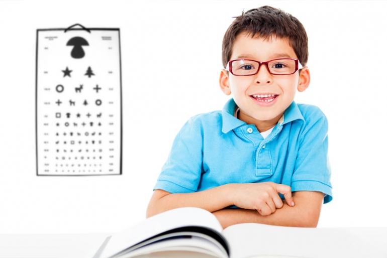 wada wzroku u dzieci