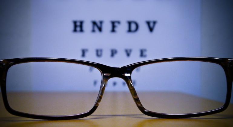 ćwiczenia dla wzroku