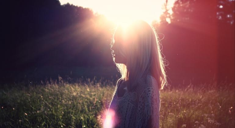 słońce a choroby oczu