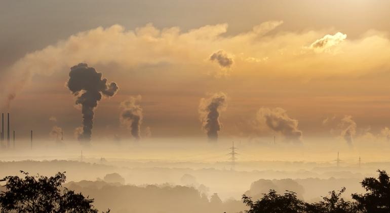 Smog - niebezpieczeństwo dla oczu